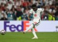Black players on England football team bombarded with racist abuse on social media