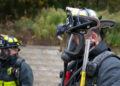 You can see fires, but now Qwake wants firefighters to see through them