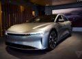 Lucid Motors goes public, collects $4.5 billion