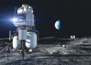 GAO denies Blue Origin's protest of NASA's lunar lander contract award to SpaceX
