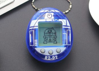 R2-D2 is officially a Tamagotchi digital pet now, two decades too late