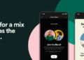 Spotify officially launches Blend, allowing friends to match their musical tastes and make playlists together